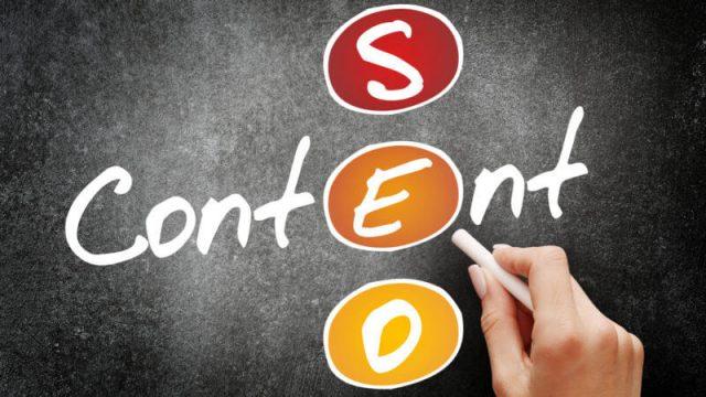 SEO, content marketing