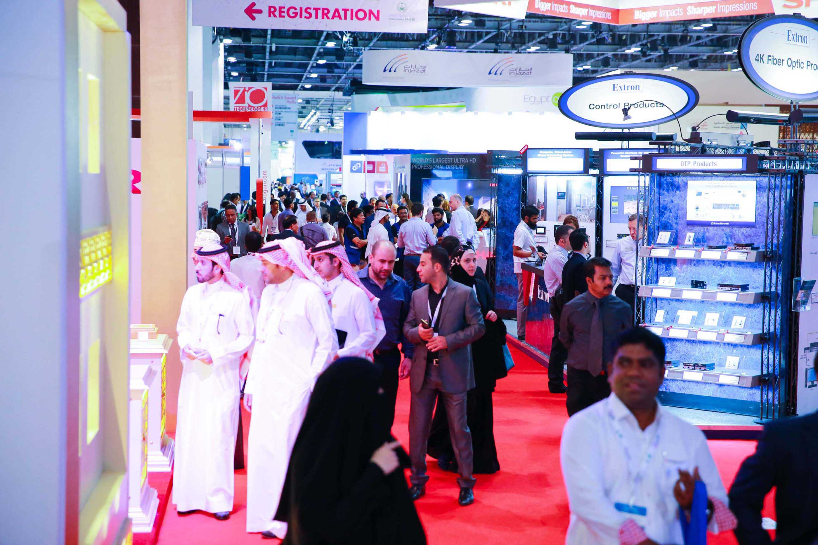 Retailers in Gulf States looking to AV tech