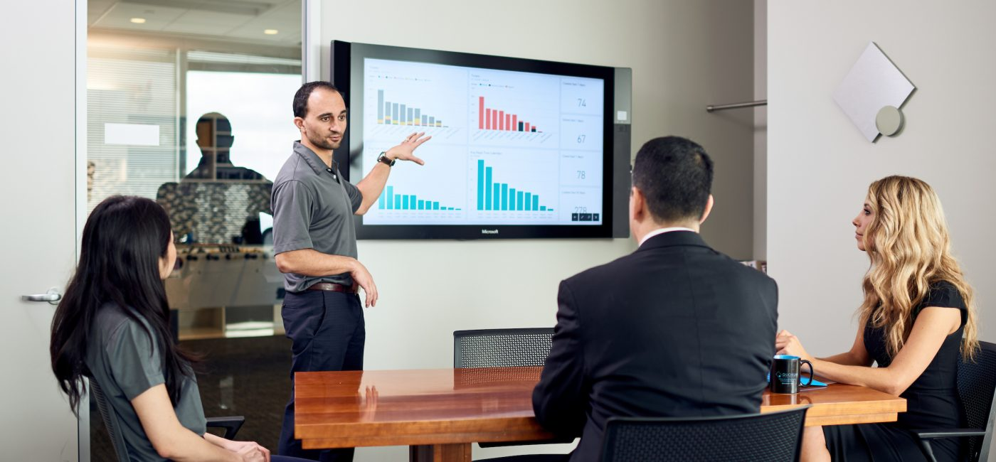 Whitlock Bundles Microsoft Surface Hub in Collaboration-as-a-Service
