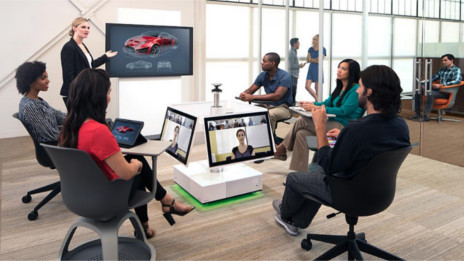 video conferencing, collaboration