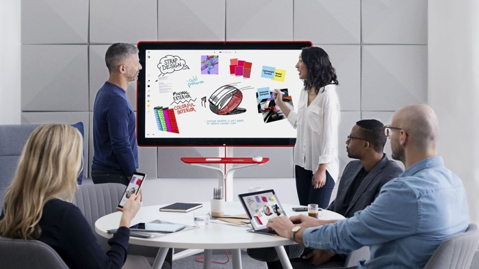Google's 4K whiteboard to hit the market in May